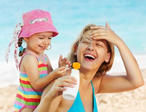 CICA helps sunscreen to be safer