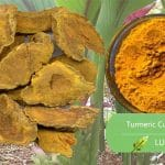 luckherb curcumin powder