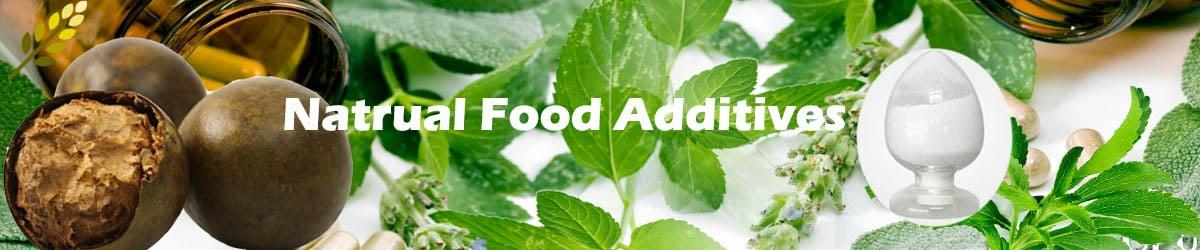 luckherb natural food addtives